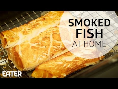How to smoke fish at home for How to smoke fish in a smoker