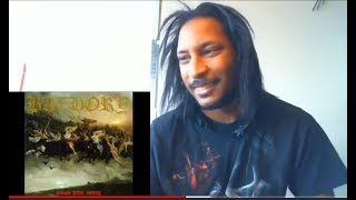 Bathory - The golden walls of Heaven Reaction!