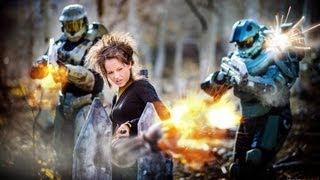 Halo Medley - Firefight - Lindsey Stirling and William Joseph | DEVINSUPERTRAMP