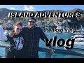 island adventures!! Thanksgiving Vlog