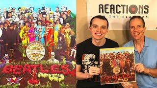 Reaction to The Beatles! Sgt. Pepper's Lonely Hearts Club Band Full Album Review!