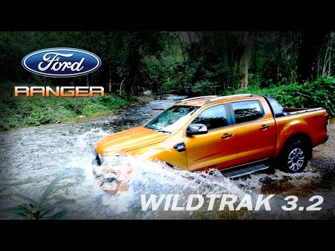 NEW FORD RANGER WILDTRAK