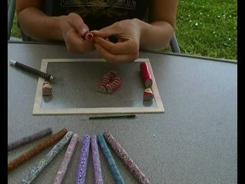 CreaDirect Schmuck-Keramik mit Kugelschreibern 2