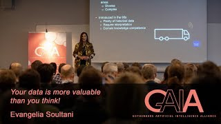 Your data is more valuable than you think by Evangelia Soultani