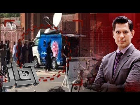 Azadi-e-Sahafat per aik aur Hamla | Awaz | SAMAA TV | 21st June 2017