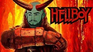 Hellboy 😈 jaka piękna KATASTROFA!