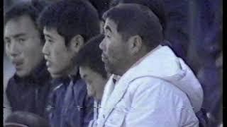 全国高校サッカー選手権大会決勝戦 古河一高(茨城)vs清水東高(静岡)② 音極小