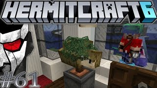 Hermitcraft VI - GRIAN ROBBED US! NOBODY TOUCHES MY BUSH! - Let's play Minecraft 1.13 - Episode 61