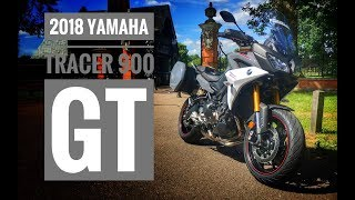 2018 Yamaha Tracer 900GT Review
