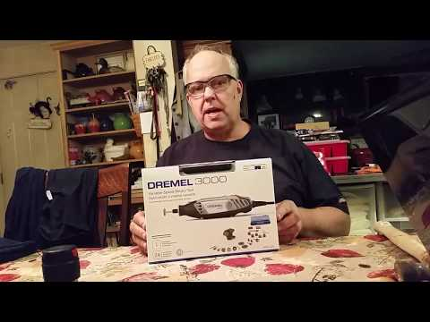 Dremel 3000 tool | Unboxing & Review