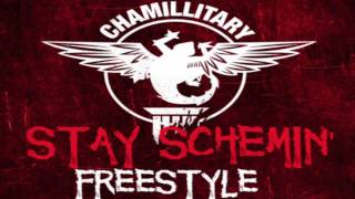 Chamillionaire - Stay Schemin' Freestyle