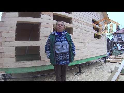 Смирнов Ю.С. - видеоотзыв о строительстве