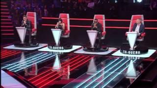 "João Alves - ""A Máquina"" Amor Electro - Prova Cega - The Voice Portugal - Season 2"