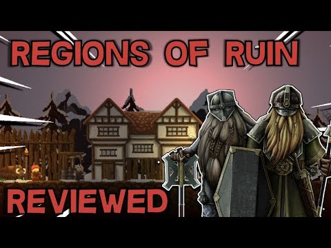 Regions of Ruin Reviewed