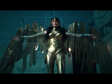 원더우먼(Wonder Woman) 1984 메인 예고편 (트레일러 영상)