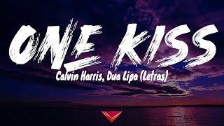 Calvin Harris, Dua Lipa - One Kiss (Letras)
