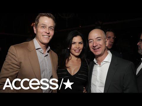 Jeff Bezos Divorce: Who Is Alleged Girlfriend Lauren Sanchez?   Access