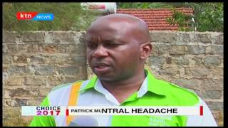 Choice 2017: Jubilee party's central headache - 23/3/2017 [Part 1]