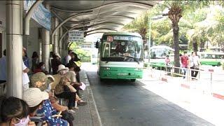 TP. Hồ Chí Minh tăng cường 1.350 chuyến xe buýt phục vụ dịp lễ 30/4 và 1/5