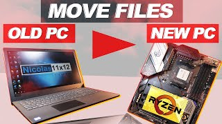 EASY WAY of MOVING Files from OLD PC to NEW PC? -- EaseUS Todo PCTrans