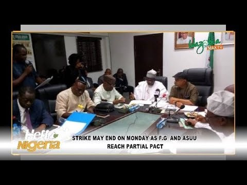 Strike May End On Monday As ASSU & F.G Reach Partial Pact