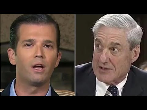 NO SHAME! AFTER TRUMP JR RELEASED HIS E MAILS, MUELLER DID SOMETHING TOTALLY SO DISGUSTING!
