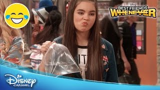 Best Friends Whenever | Epic Girls' Day | Official Disney Channel UK