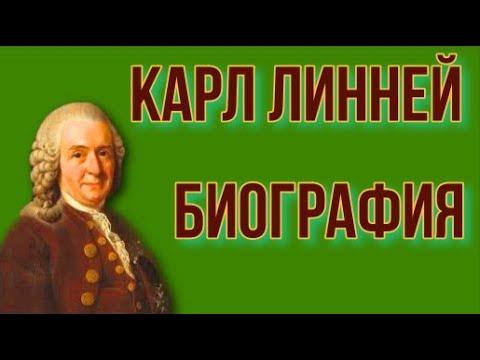 Карл Линней Биография