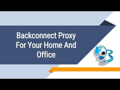 Backconnect Proxy для Ваших проектов. До 30 000 онлайн. Пользуемся в своих проектах.