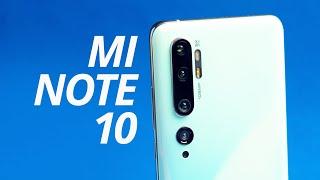 Xiaomi Mi Note 10: o gigante com câmera de 108 megapixels [Unboxing/Hands-on]