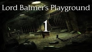Lazy Plays - TES: Skyrim - Lord Balmer's Playground (Mod) (#1) - Real Scares
