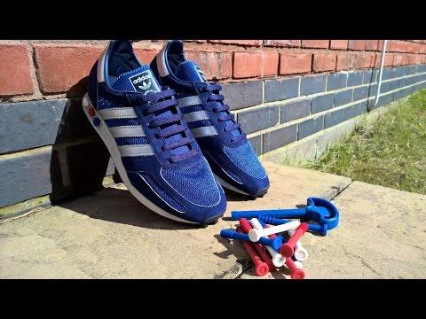 Adidas LA Trainer OG (unboxing & on foot)