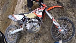 preview picture of video 'Enduro Our Lives - KTM Enduro Opole (Podjazd Marcina luty 2014)'