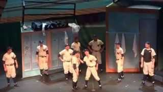 "Damn Yankees National Tour 2012 - ""The Game"" - Tony Johnson as Vernon"