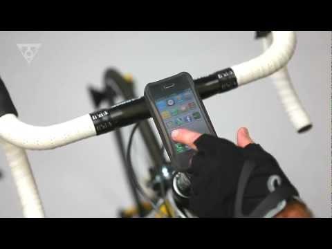 Topeak iPhone 4/4S houder RideCase