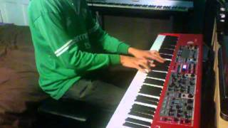 'Holding You Loving You' playalong (Don Blackman Piano Solo)