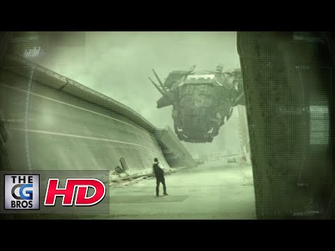 "CGI VFX Short Films : ""State of the Union – Chapter 1"" – by Branit FX"