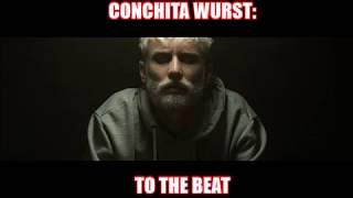 Conchita Wurst   To The Beat  (Lyrics)