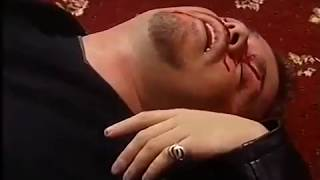 Coronation Street - Jim McDonald Attacks Jez Quigley (10th September 2000)