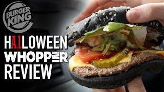 BK Black Bun Review