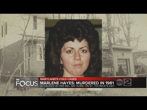 Harford County Detectives seeking closure in 1981 St. Patrick's Day Murder