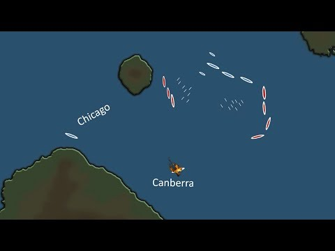 Battle of Savo Island 1942: America's Worst Naval Defeat (видео)