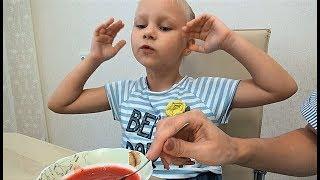 Варю куриный суп с клёцками !! Эксперимент с Масками для лица  продолжается!