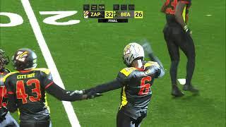 Josh Gordon Catches GAME-WINNING Hail Mary vs. Beasts | FCF Week 4