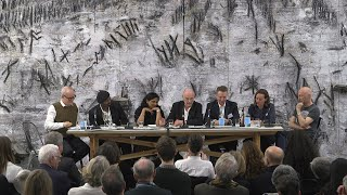 Anselm Kiefer Panel Discussion | White Cube