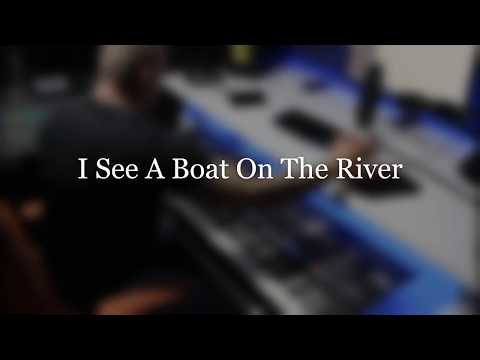 Boney M - I See A Boat On The River - Cover Yamaha Genos