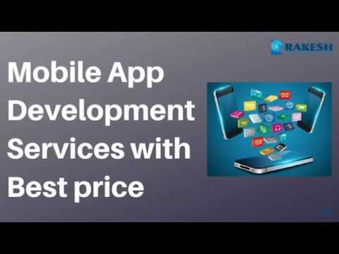 Mobile App Development Company In Hyderabad