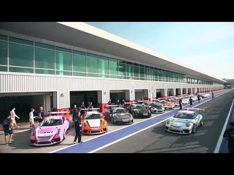 Porsche BWT GT3 Cup Challenge - Middle East: Season 10, Round 1, Race 1 at Dubai Autodrome