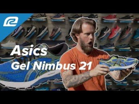 ASICS Gel Nimbus 21 – New Shoe Review! | First Look!