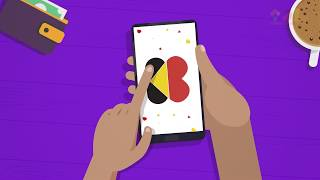 KnoWho | Animated Explainer Video |  App Demo Video | 2D Motion Graphics | Tomfx Design Labs